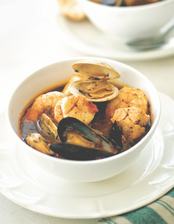 Cioppino Fish Stew Harbor Fish Market