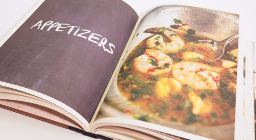 Cookbook Interior Spread 1