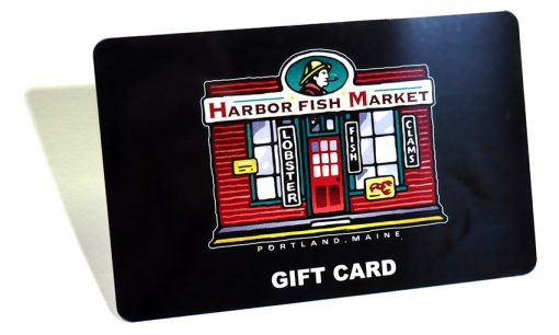 Harbor Fish Gift Card