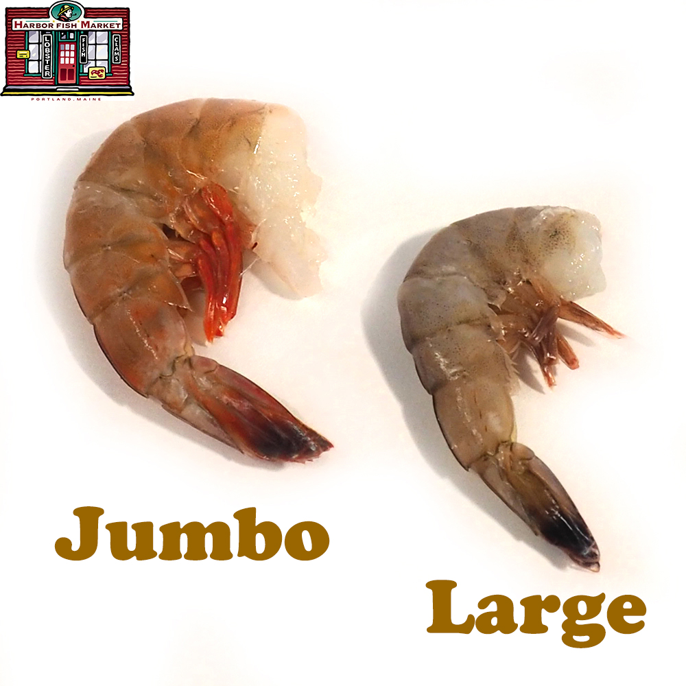 Raw Shell-on Shrimp (jumbo)