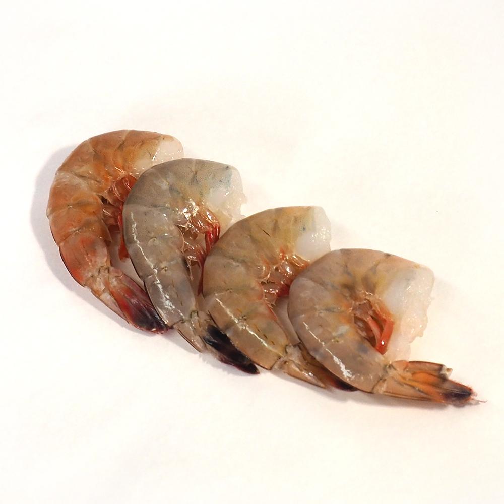 Raw Shell On Shrimp Jumbo Harbor Fish Market