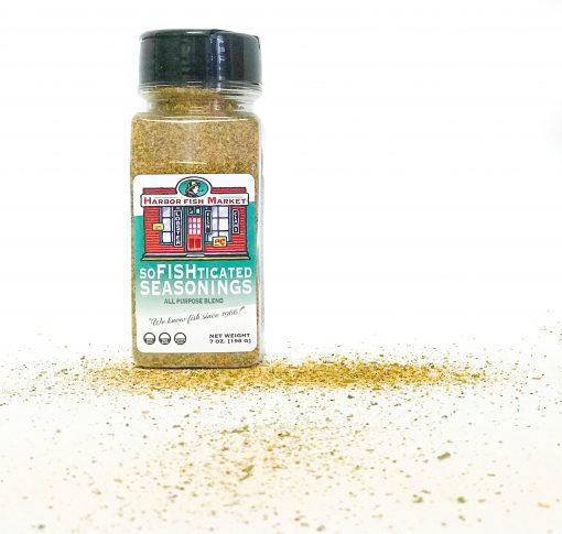 seasoning product shot