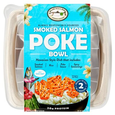 Acme Smoked Salmon Poke