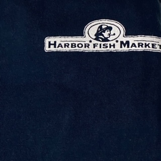 HFM t-shirt Navy